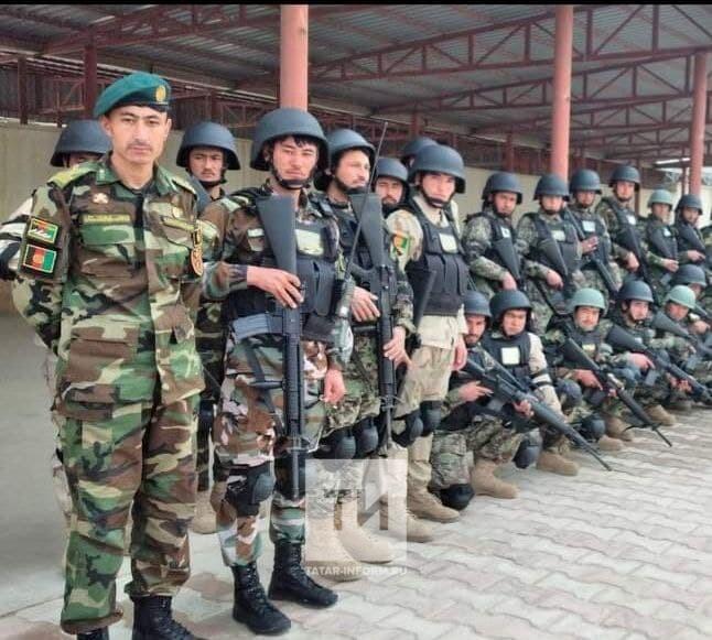 Афганские татары