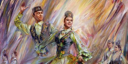Казакин, каляпуш и пояс: в чем раньше ходили татарские мужчины?